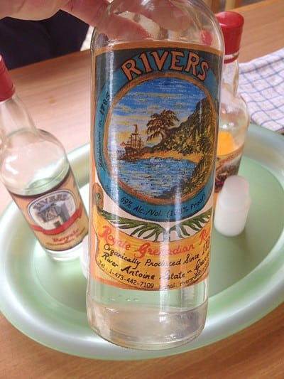 The result is this - Rivers rum