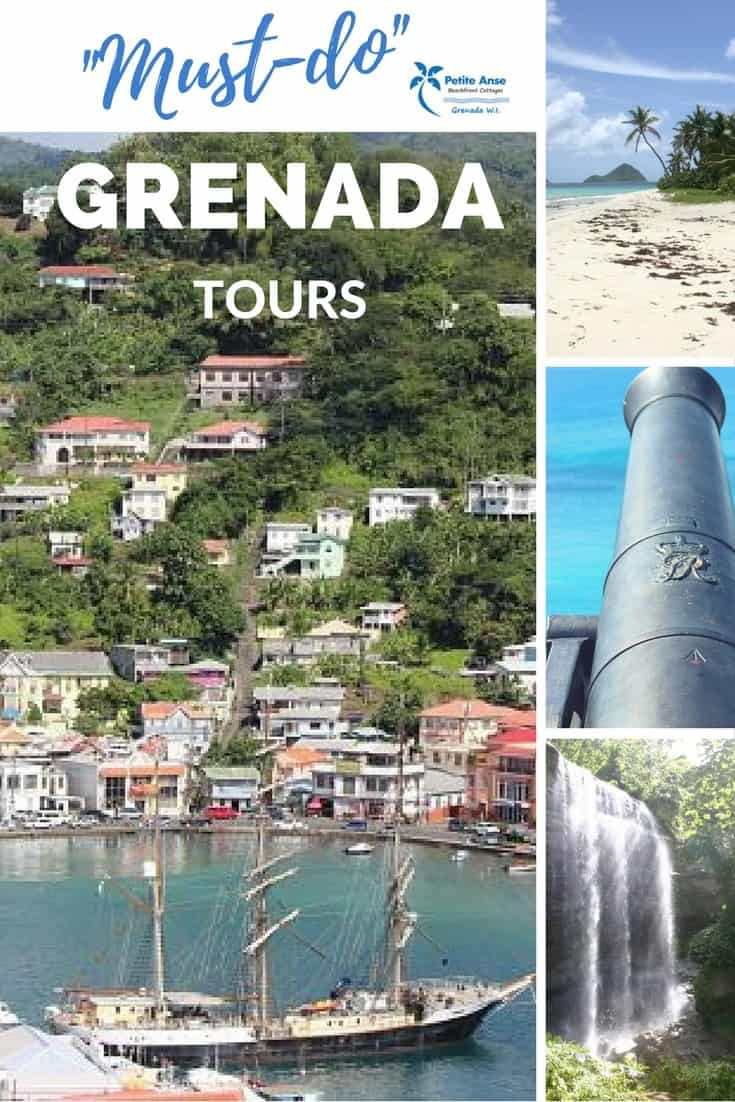 Grenada must do tours