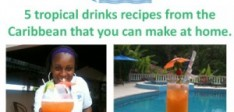 Video List: Delicious Caribbean Drinks You Can Easily Make At Home