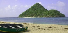 Grenada Beaches : Part 1 Levera Beach
