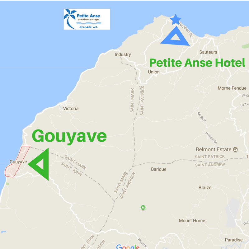 What is there to know about gouyave grenada petite anse hotel located approximately 20 minutes drive south of petite anse lies the town of gouyave this coastal town was once the 2nd most important town in grenada sciox Choice Image