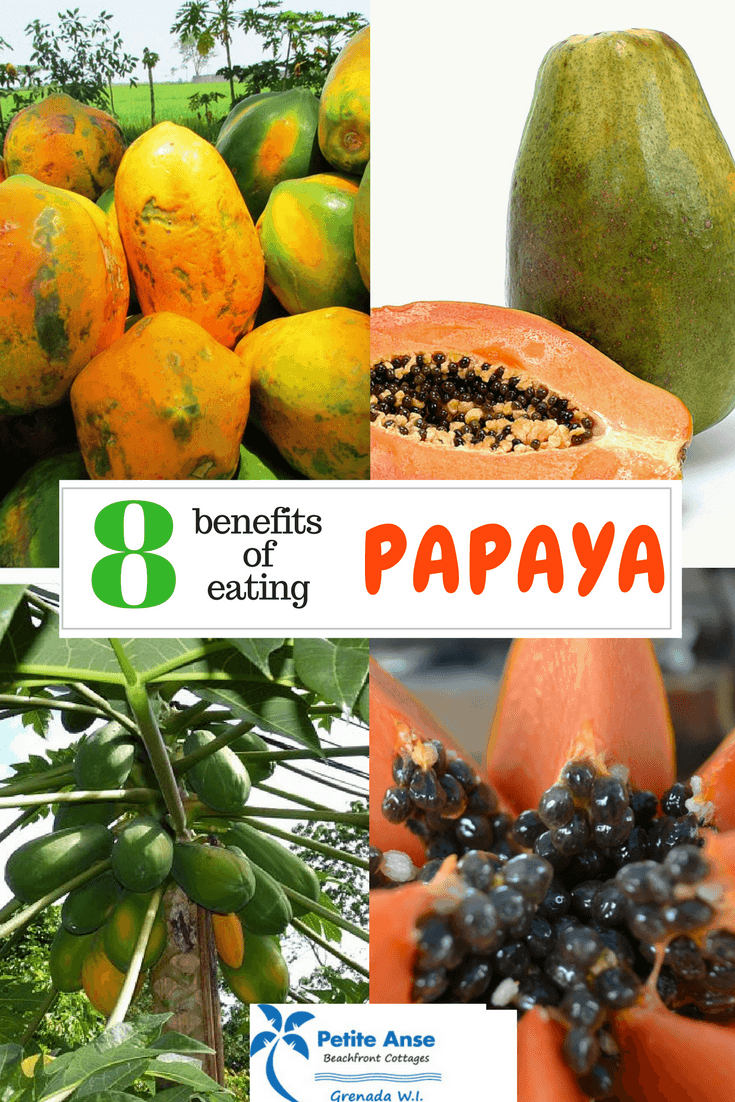 8 reasons to eat papaya